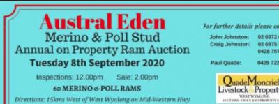 Austral-Eden Poll