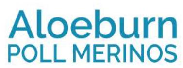 Aloeburn Poll, Boree Creek, On-property sale